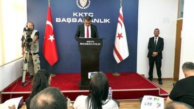 KKTC'nin Güney Kıbrıs'ın tek yanlı doğalgaz arama faaliyetlerine tepkisi sürüyor - LEFKOŞA