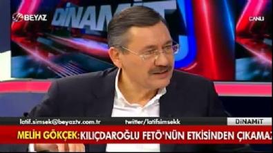 beyaz tv - Melih Gökçek: FETÖ, CHP ile İYİ Parti'yi bir araya getirecek