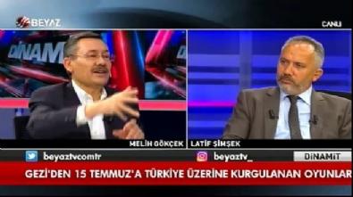 beyaz tv - Melih Gökçek: Gezi olayları ters düz oldu
