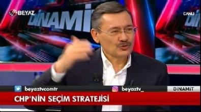 beyaz tv - Melih Gökçek: İnce parti kursun CHP'liler etrafında toplanır