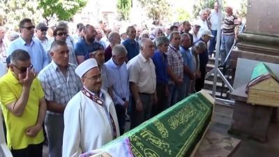 Oğlu tarafından boğularak öldürülen kadının cenazesi defnedildi - BALIKESİR