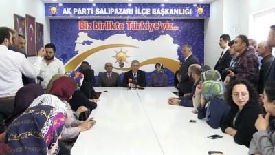 Sağlık Bakanı Demircan: 'Bu seçim fevkalade önemli' -SAMSUN