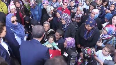 Şehit Uzman Çavuş Mehmet Türken, son yolculuğuna uğurlandı (2) - KIRIKKALE