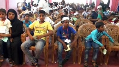 - Sri Lankalı yetimlerin bayramlık sevinci