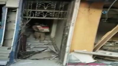 - Suriye Rejim Güçleri Yermuk'te Camileri De Harabeye Çevirdi - Yetmedi Evleri De Soydu