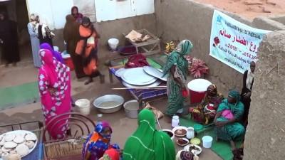 TDV iftarını Sudanlı kadınlar hazırladı - HARTUM