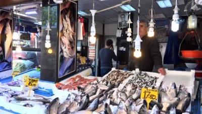 Trabzon'da balık fiyatları ikiye katladı