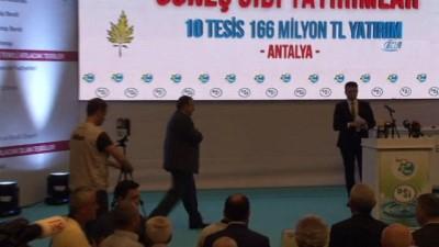 Veysel Eroğlu: 'Eski Türkiye'de toplanan vergilerin yüzde 86'sı faiz lobisi tarafından hortumlanıyordu'