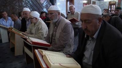14 asırlık mukabele geleneği 67 bin camide yaşatılıyor - ANKARA