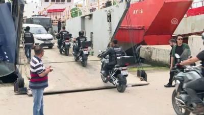 Adalar'da narkotik operasyonu - İSTANBUL