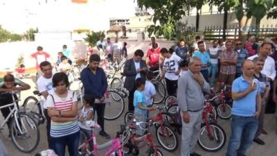 'Ailene sigarayı bıraktır, bisikleti kap' kampanyası devam ediyor