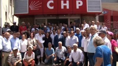Antalya'dan Muharrem İnce'nin seçim kampanyasına bağış