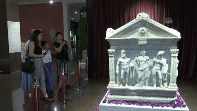 Antalya Müzesi'nde 'Herakles' bereketi