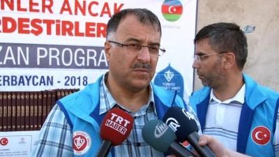- Azerbaycan'da Yaşayan Ahıska Türkleri İftarda Buluştu