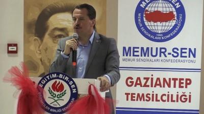 'Bir Bilenle Bilge Nesil Projesi' ödül töreni - GAZİANTEP
