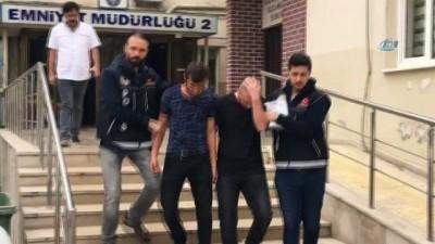Bursayı birbirine kattılar, polisten kaçamadılar