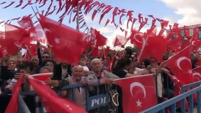 CHP'nin cumhurbaşkanı adayı İnce: ''Döviz ve faiz, mutlaka kontrola ltına alınacaktır'' - ERZİNCAN