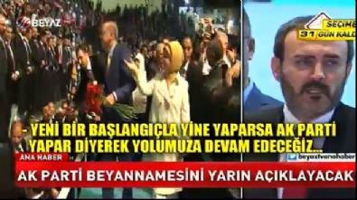 Cumhurbaşkanı Erdoğan'ın miting programı belli oldu