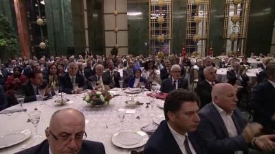 Cumhurbaşkanı Erdoğan: 'Türkiye, serbest piyasa ekonomisini tüm kurallarıyla ve kurumlarıyla uygulayan bir ülkedir' - ANKARA
