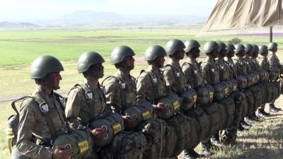 'Erciyes-2018 Tatbikatı' hava indirme operasyonuyla tamamlandı (2) - KAYSERİ
