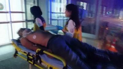 otopark sorunu -  İftar saatinde komşular arasındaki otopark kavgası kanlı bitti: 6 yaralı