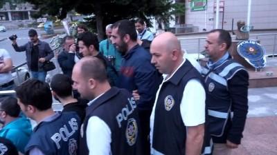 emniyet mudurlugu -  İş adamlarını haraca bağlayan çete çökertildi: 23 gözaltı