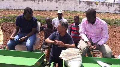 Somalili mühendisler modern tarımı Türkiye'de öğreniyor - ŞANLIURFA