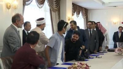 'Suudi Arabistan'ın istikrarı İslam aleminin istikrarı anlamına gelir' - ANKARA