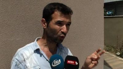 Tanker kazasında 14 yaşındaki oğlunu kaybeden babanın isyanı