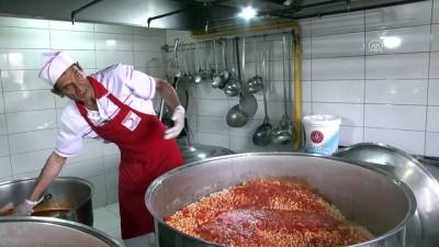 deprem - Türk Kızılayının aş ocağı bir asırdır yoksulları doyuruyor - ANKARA