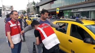 'Türkiye Güven Huzur' uygulaması - İSTANBUL