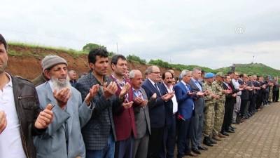 Bingöl'de şehit edilen 33 asker anıldı