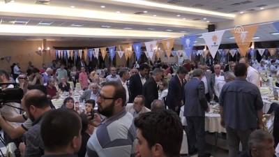 Eski TBMM Başkanı Mehmet Ali Şahin: ''Halkımızın isteği önemli' - KARABÜK
