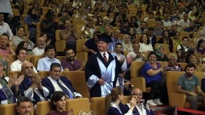 'Hasan komutan' 67 yaşında mezun oldu - UŞAK