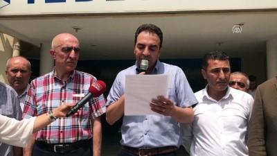 İZBETON AŞ'ye grev kararı asıldı - İZMİR