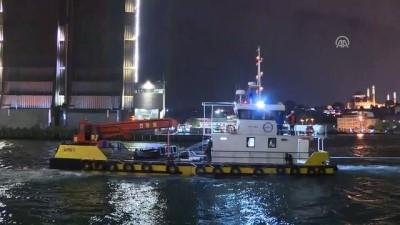 Karaköy yeni iskelesine kavuştu - İSTANBUL İzle