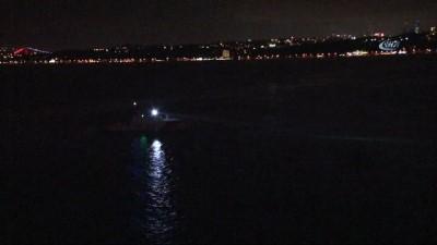 Sarıyer'de bir kişi denize düştü