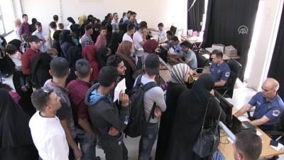 Suriyeliler bayram için ülkelerine gidiyor - KİLİS