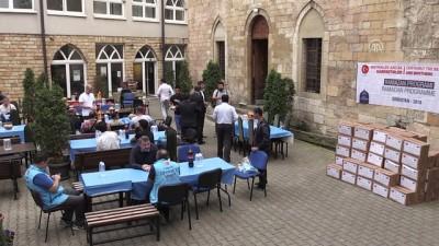 TDV'den Sırbistanlı Müslümanlara ramazan yardımı - BELGRAD