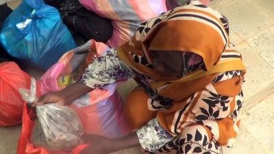 TDV'den Sudanlı 7 bin 500 kişiye yardım - HARTUM