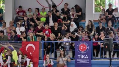 TİKA'dan Arnavutluk'ta ihtiyaç sahiplerine ramazan yardımı - TİRAN