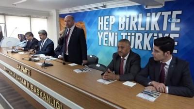 """Bakan Eroğlu: """"Atma Muharrem, sen bisiklet sürmeye devam et"""""""