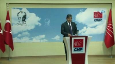 CHP'li Erdoğdu: 'Türkiye ekonomisinin önündeki tek umut 24 Haziran seçimleridir'
