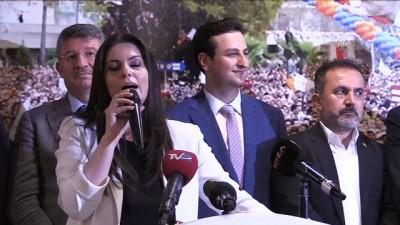 'Cumhurbaşkanlığı ve milletvekili seçiminden zaferle çıkacağız' - ADANA