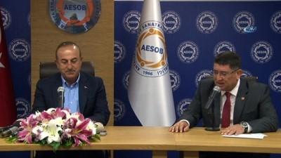 ekonomik buyume -  Dışişleri Bakanı Çavuşoğlu: 'Yargının eksikliklerini sadece FETÖ'ye bağlamamak lazım'