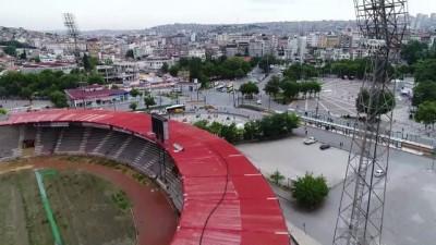 Eski statlar 'Millet Bahçesi' olacak - GAZİANTEP