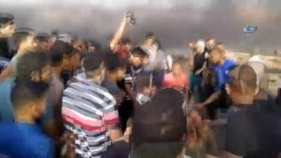 - Gazze'de şehit sayısı 115'e yükseldi