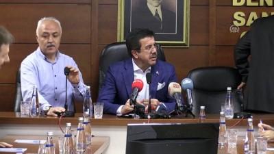 'Kurla ilgili Türkiye bir spekülasyon yaşıyor' - DENİZLİ