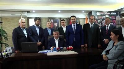 Milli Eğitim Bakanı Yılmaz: 'Cumhurbaşkanımızın etrafında kenetleneceğiz' - SİVAS
