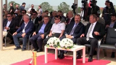 Nilüfer ilçe emniyet müdürlüğüne yeni hizmet binası yapılıyor - BURSA